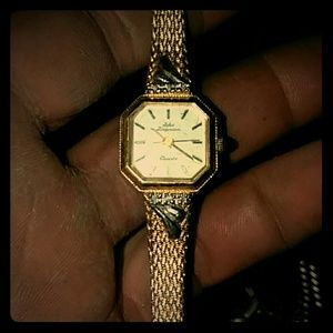 10k p jules Jorgensen ladies watch